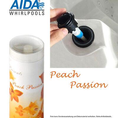 Duftstick mit Peach Passion Aroma Duft Dufteinsatz für Whirlpool Aromatherapie