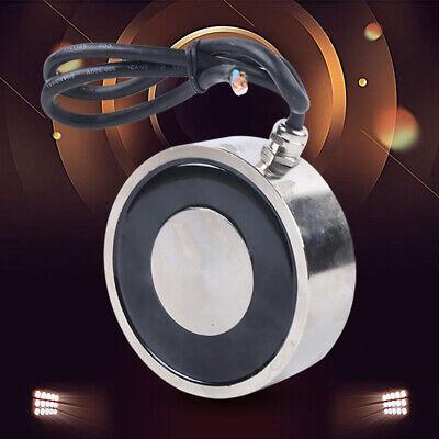 Electric 200kg 2000n Lifting Magnet Electromagnet Solenoid Lift Holding