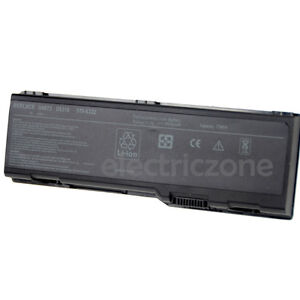 9CELL BATTERY FOR DELL INSPIRON E1705 6000 9200 9400 9300 M1710 D5318 U4873 M90