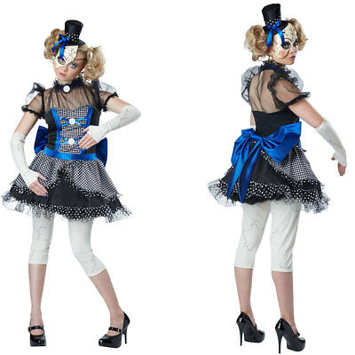 Womens Twisted Baby Doll Halloween Costume - Baby Doll Costume Halloween