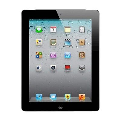 "Apple iPad 2/3 9.7"" WiFi iOS 16GB, 32GB Seller Refurbished A1395 - A1416"
