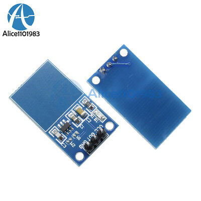 2pcs Ttp223 1-ch Capacitive Touch Switch Digital Touch Sensor Module For Arduino
