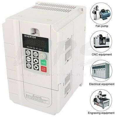 10hp 380v 7.5kw 20a Variable Frequency Drive Inverter 3 Phase Speed Controller