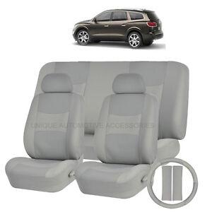 Buick Enclave Seat Covers Ebay