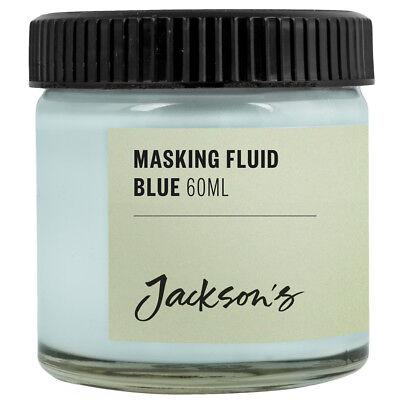 Jackson's : Blue Masking Fluid : 60ml