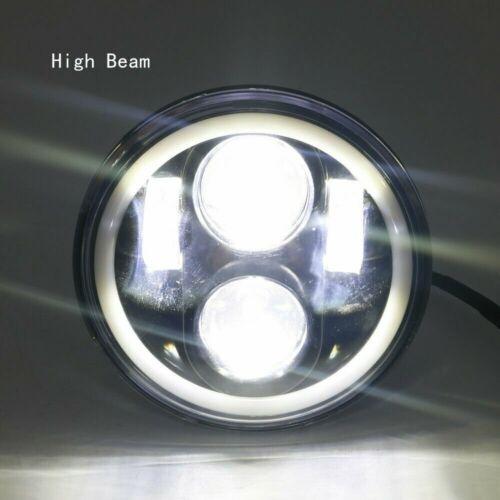 5.75 534 Motorcycle Projector LED Light Headlight For Honda Shadow Spirit 750