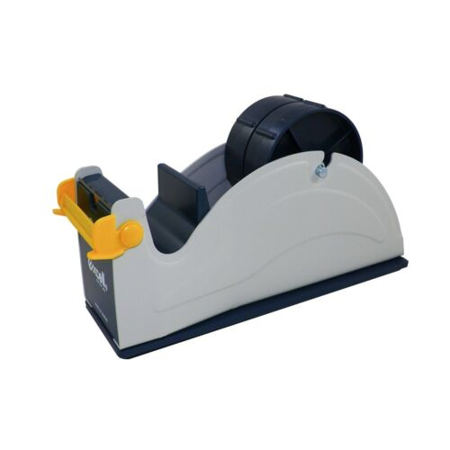 "COMMERCIAL HEAVY DUTY 2"" STATIONERY DESK TOP TAPE DISPENSER - MULTI ROLL"