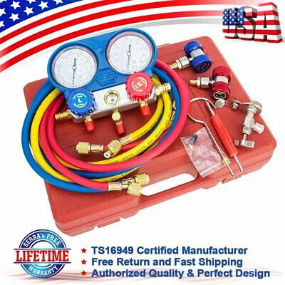Manifold Gauges   Owner's Guide to Business and Industrial