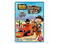 Bob the Builder Built to Be Wild DVD The Movie!
