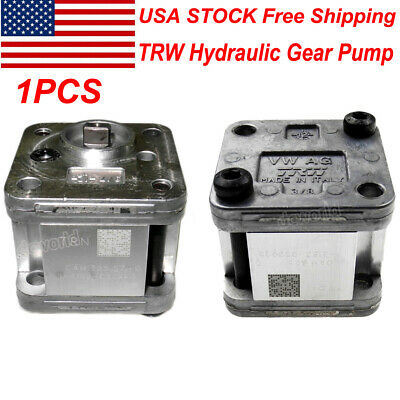 Trw Metal Gear Hydraulic Pump Oil Pump For Car Excavator Hydraulic Model Diy Ig