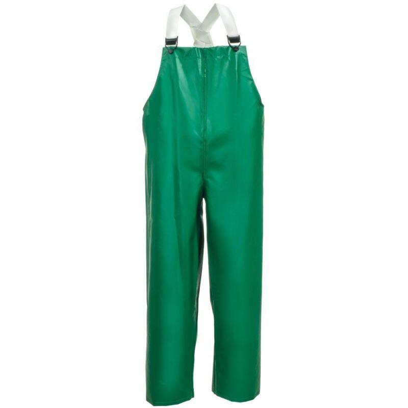 Tingley Safetyflex Overalls Zipper Closure Green Size Medium O41008M