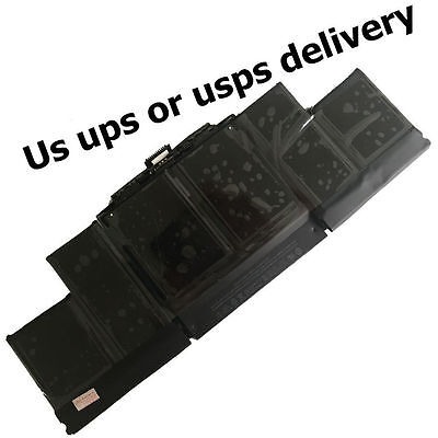 """Genuine A1494 Battery for Apple MacBook Pro 15"""" Retina A1398 Late 2013 Mid 2014"""