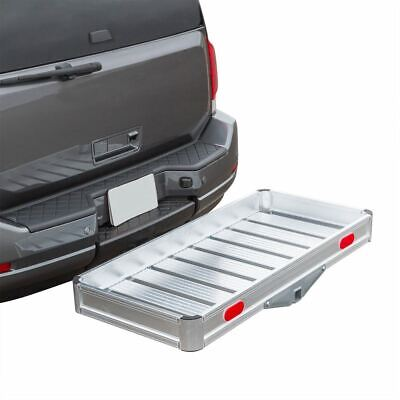 Apex Hitch Cargo Carrier Tray Aluminum Class III/IV 550 lb.