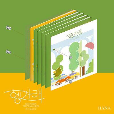 SEVENTEEN Heng:garae (7th Mini Album) CD + Photobook + Tracking number