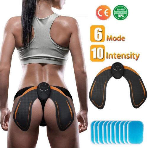 Smart Muscle Hip Trainer Pad Stimulator EMS Buttocks Lifting