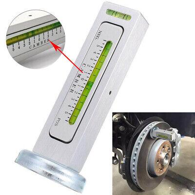 Magnetic Gauge Tool Car Truck Camber Castor Strut Wheel Alignment Brake Ruler