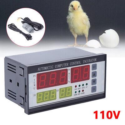 Incubator Thermostat Incubator Controller Tempreture Humidity Controll Machine