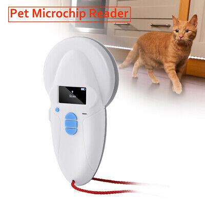Universal Animal Rfid Pet Cat Chip Scanner Reader Fdx-b Microchip 134.2khz Usb