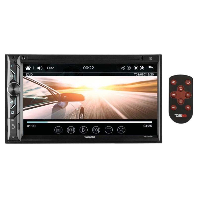 """DS18 DDX69  6.9"""" Touchscreen Double-Din Headunit"""