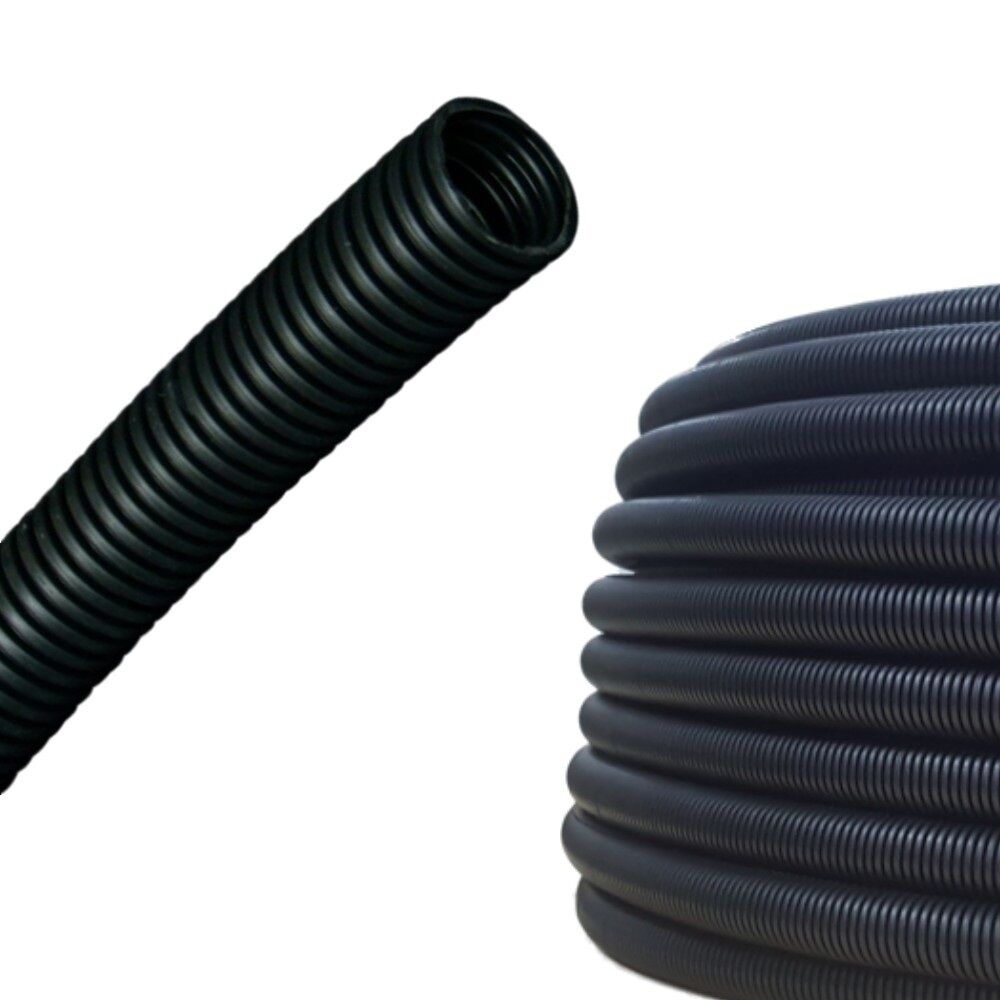AUPROTEC Corrugated Tube 22mm Slit Wire Loom Conduit M25 Cable ...