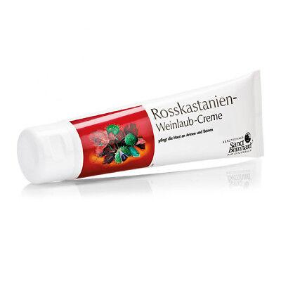 Rosskastanien-Weinlaub-Creme   durchblutungsfördernd   150 ml (5,00€/100ml)