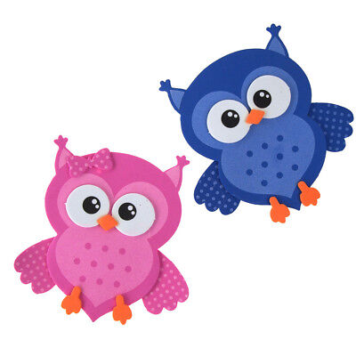 Foam Owl Animal Cutouts, 4-Inches, 10-count](Owl Cutouts)