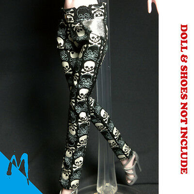 Monster High Doll Skeleton Trousers Dress/Clothes/Outfit/Pants NEW #0370 on Rummage