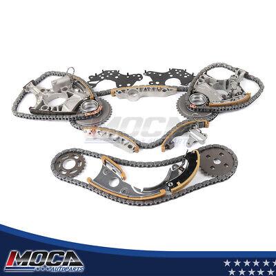 Timing Chain Kit fits 2005-2009 Audi A4 Quattro A6 Quattro A4 A6 3.2L V6 DOHC