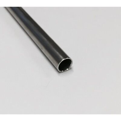 Stainless Steel 316 Seamless Round Tubing, 1/4