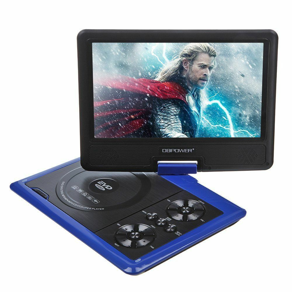 top 10 portable dvd players ebay. Black Bedroom Furniture Sets. Home Design Ideas