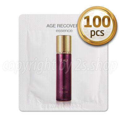 Recovery Essence - [O HUI] Age Recovery Essence 1ml x 100pcs Korea Cosmetics OHUI