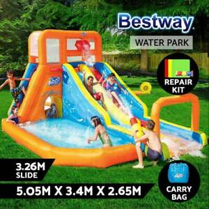 Inflatable Water Slide Jumping Castle Water Slides for Pool
