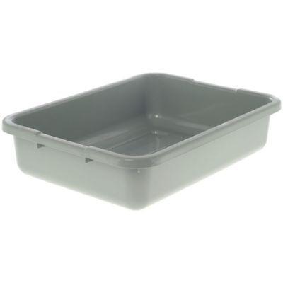 Cambro Bus Box  Grey Plastic Single Compartment - 20