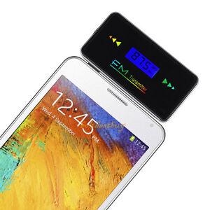 Mini Wireless Car FM Transmitter Radio for MP3 Music Player iphone ipod samsung