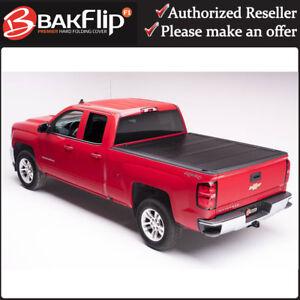 Bakflip F1 772121 for 15-18 Chevy Silverado GMC Sierra 1500 2500 3500 6' 6