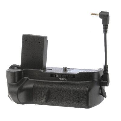 Multi-POWER Vertical Battery Grip Pack For Canon EOS 200D Rebel SL2 Camera EOS Multi Power Battery Grip