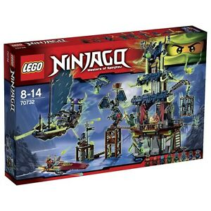 LEGO Ninjago - 70732 Die Stadt Stiix