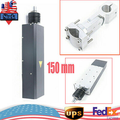 Plasma Flame Cutting Torch Holder Z Axis Lifter L150mm Dc 24v For Cnc Machine Us
