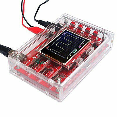Dso138 Tft Mini Digital Oscilloscope Diy Kit Smd Parts Pre-soldered Accessories