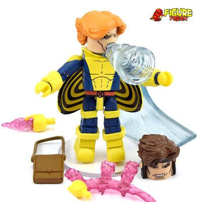 Forge /& Blob Marvel Minimates Series 60 Uncanny X-Men Strike Force Wolverine