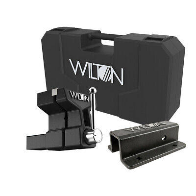 Wilton All-terrain Vise W 6 In. Jaw Width And Carrying Case Wmh10015 New