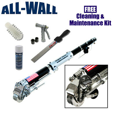 Drywall Master King Pro Automatic Taping Tool Free Maintenance Cleaning Kit