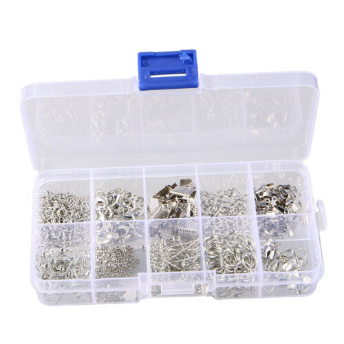 Jewelry Making Supplies Kit Jewelry Repair Tools With Steel Wire And Accessories - $13.22