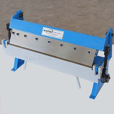 165155 Manual Sheet Metal Bending Folding Machine Bender 610mm 1.0mm