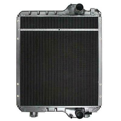 New R7605 Radiator Fits Case-ih