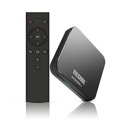 MECOOL KM9 Pro Smart Android 9.0 TV Box Media Player S905X2 4GB+32GB H N2S0