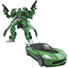 HASBRO TRANSFORMERS MV5 THE LAST KNIGHT DELUXE CROSSHAIRS ACTION FIGURE W3