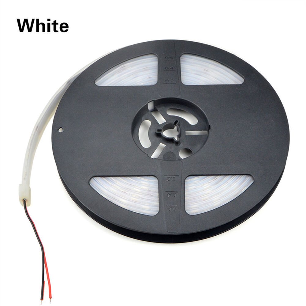 Outdoor 12 Volt 60leds Meter Led Strip Smd 5050 Rgb: 12V 5M SMD 5050 300 LED RGB WW CW Waterproof Flexible Tape