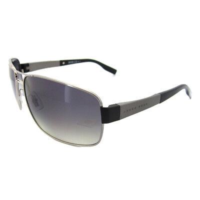 Hugo Boss Gafas de Sol 0521 Ofr Wj Rutenio Gris Degradado Polarizado