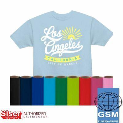 Siser Htv Easyweed Heat Transfer Vinyl T Shirts 15 X 5 Yds Includ Weeding Pen